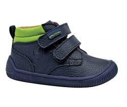Dětská barefoot obuv Protetika Fox Navy