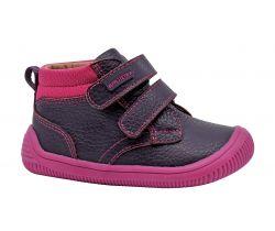 Dětská barefoot obuv Protetika Fox Purple