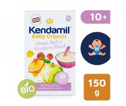 Dětská ovesná kaše s ovocem 150 g Kendamil Organic Bio