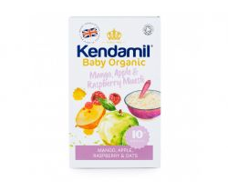 Dětská ovesná kaše s ovocem 150g Kendamil Organic Bio