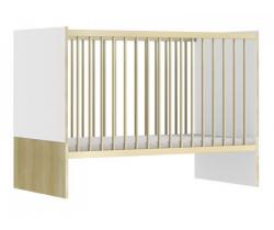 Dětská postýlka 120x60 cm Faktum Eloise Linea