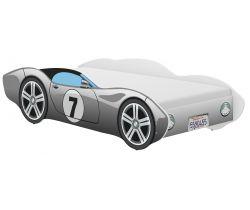 Dětská postel Wooden Toys Corvetta Grey