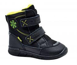 Dětská zimní obuv Protetika Aston Black