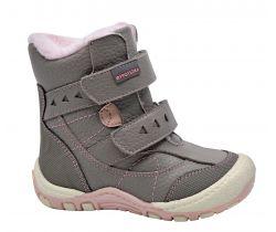 Dětská zimní obuv Protetika Derika Grey