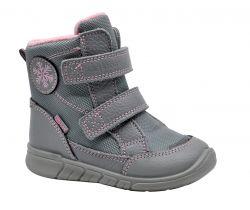 Dětská zimní obuv Protetika Laura Grey