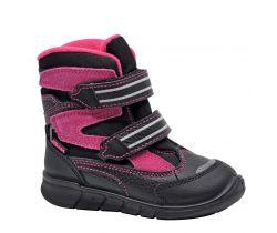 Dětská zimní obuv Protetika Maron Black