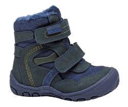 Dětská zimní obuv Protetika Marten Marine