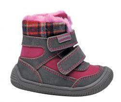 Dětská zimní obuv Protetika Tamira Grey