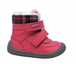 Dětská zimní obuv Protetika Tamira Koral