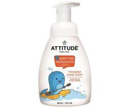 Dětské mýdlo na ruce s vůni s pumpičkou 295 ml Attitude Sparkling Fun