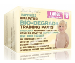 Plenkové kalhotky Beaming Baby Junior 8 (15-18 kg) 23 ks