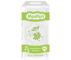 Dětské pleny 46 ks 12-16 kg Monperi Eco Comfort XL