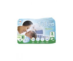 Dětské pleny Tidoo T2 Mini 3/6kg (36ks)