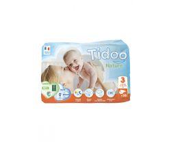 Dětské pleny Tidoo T3 Midi 4/9kg (35ks)