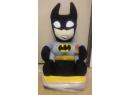 Dětské plyšové křesílko Smyk 2v1 Batman