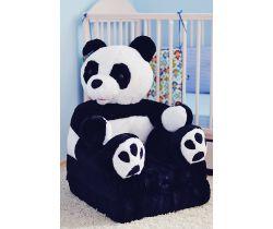 Dětské plyšové křesílko Smyk 2v1 Panda