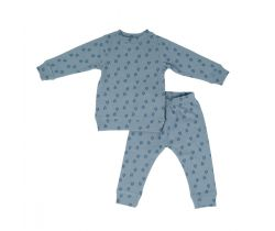 Dětské pyžamo Lodger Sleeper Print Rib Ocean