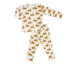 Dětské pyžamo Trixie Cheetah