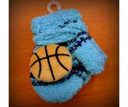 Dětské rukavičky LittleUp Basketbalový balónek