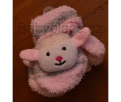 Dětské rukavičky LittleUp Ovečka