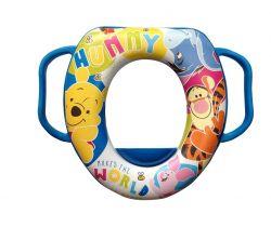Dětské sedátko na WC OKT Winnie The Pooh modrá