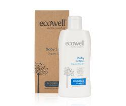 Dětské tělové mléko 200 ml ECOWELL BIO
