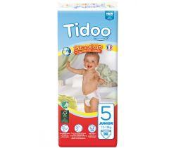 Dětské trénovací plenkové kalhotky Tidoo T5 Junior 10/18kg (36ks)