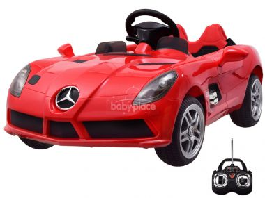 Dětské vozítko Jokomisiada Mercedes SLR PA0193
