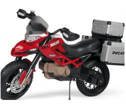 Dětské vozítko Peg-Pérego Ducati Enduro