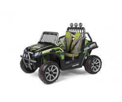 Dětské vozítko Peg-Pérego Polaris Ranger RZR Green Shadow