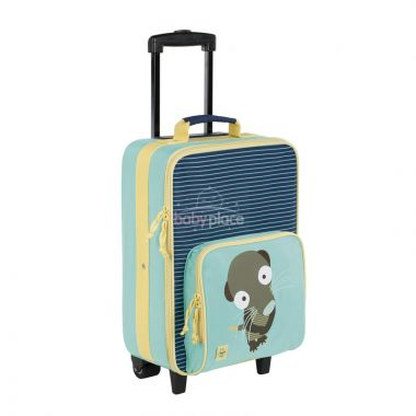 Dětský kufr Lässig Trolley Wildlife
