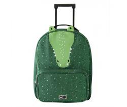 Dětský kufr na kolečkách Trixie