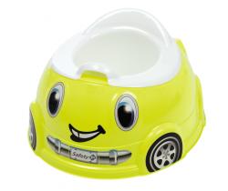 Dětský nočník Safety 1st White and Lime
