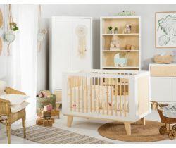 Dětský pokoj Klups Lydia White-Pine