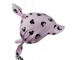 Dětský šátek WORK-LESS Pink Mouse
