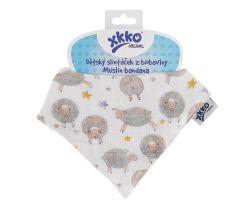 Dětský slintáček Kikko Organic