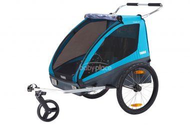 Dětský vozík za kolo Thule Coaster XT