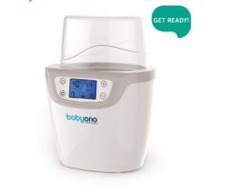Digitální ohřívač a sterilizátor láhví 2in1 BabyOno