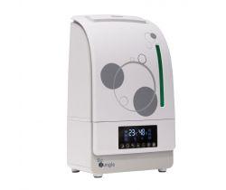 Digitální zvlhčovač a čistička vzduchu Bo Jungle Humi-Purifier s Aroma a HEPA filtrem Grey