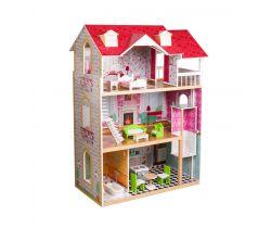 Domeček pro panenky Wooden Toys Julia