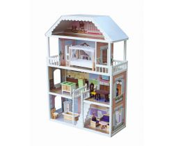 Domeček pro panenky Wooden Toys Klara