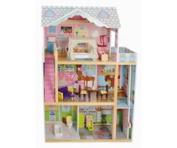 Domeček pro panenky Wooden Toys Lena