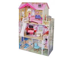 Domeček pro panenky Wooden Toys Lila