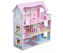 Domeček pro panenky Wooden Toys Pola