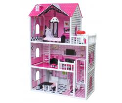 Domeček pro panenky Wooden Toys Roza