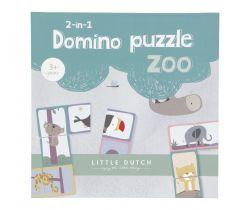 Domino Little Dutch ZOO