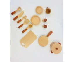 Doplňky do kuchyně Wooden Toys