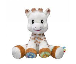 Dotyková a hrající plyšová hračka Vulli Žirafa Sophie