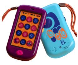 Dotykový telefon B-Toys HiPhone