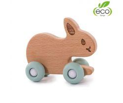 Dřevěná hračka Bo Jungle B-Woody Rabbit